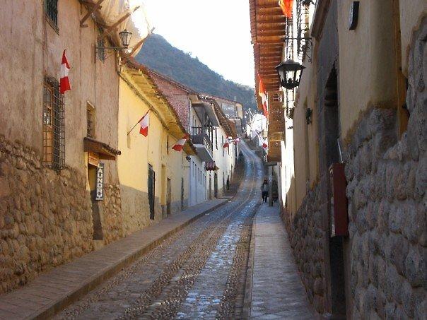 Cuzco, Peru by Kendall120