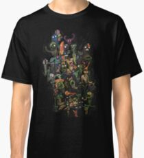 Monster Party Classic T-Shirt