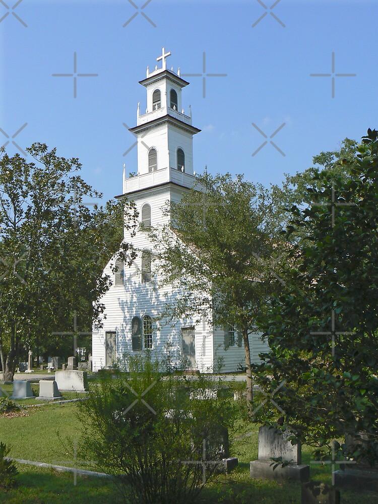 Anglican Church by Sheila Simpson