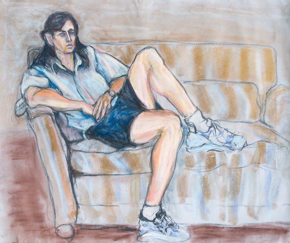 Craig on the Couch by Linda J Armstrong
