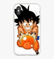 Kid Goku DBZ iPhone Case
