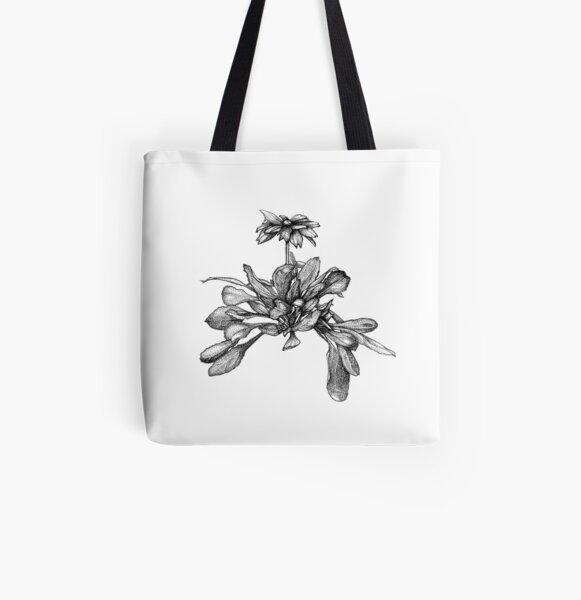 Gloriosa Daisy All Over Print Tote Bag