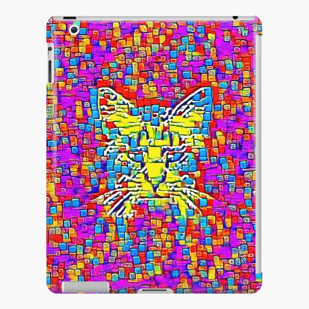 Lemon Cat iPad Case & Skin