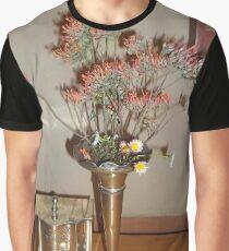 Winter succulents Graphic T-Shirt