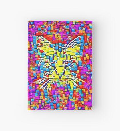 Lemon Cat Hardcover Journal