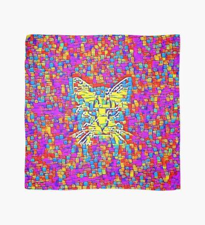 Lemon Cat Scarf