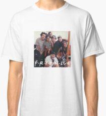 David Dobrik Vlog Squad Friends Classic T-Shirt