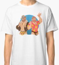 rescue bears chip and dale Classic T-Shirt