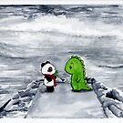 Dino & Panda Goblin Re-enactment by DinoPanda