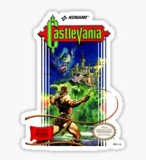 CASTLEVANIA Sticker