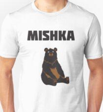 Mashka Russian Cute Bear T-Shirt