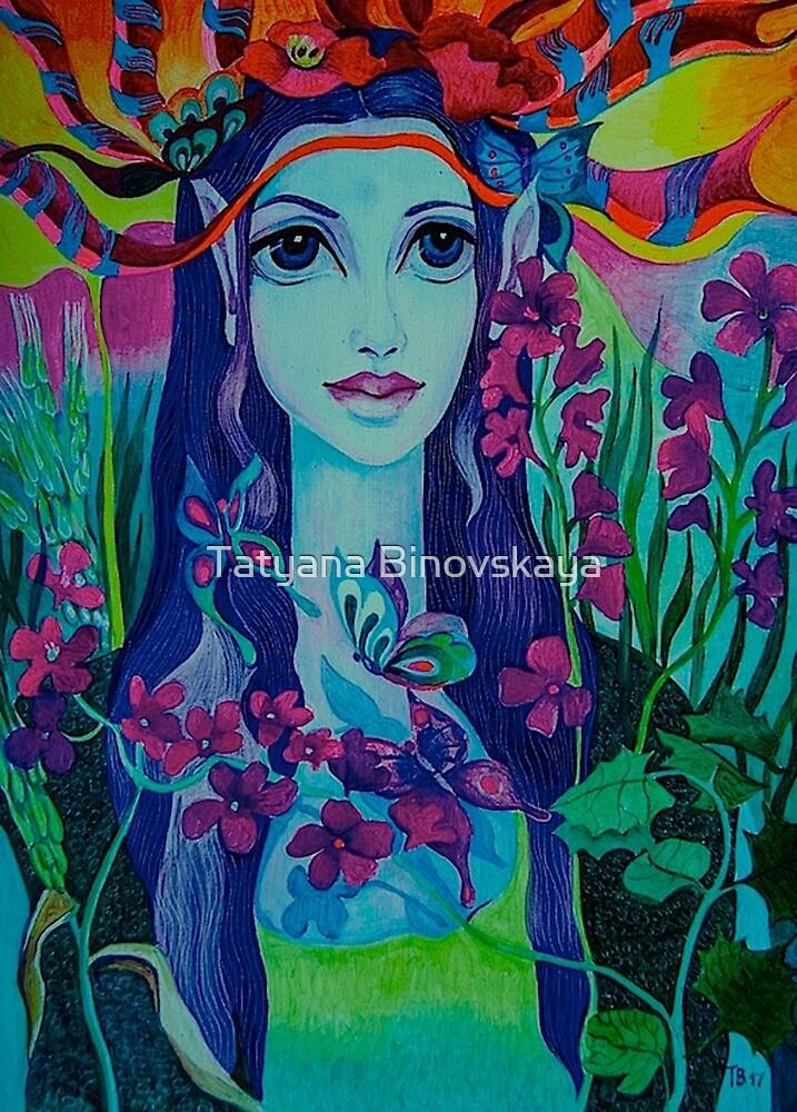 Uflora by Tatyana Binovskaya
