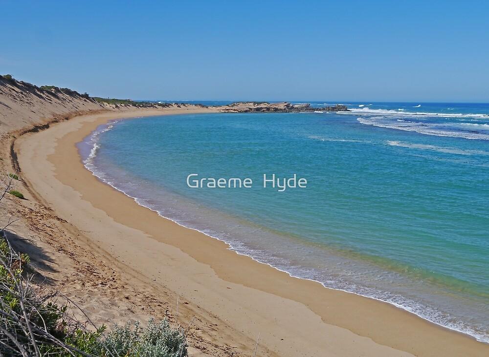 Beachport Beach 2 by Graeme  Hyde