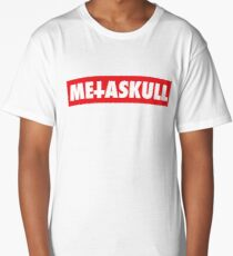 Supreme Metaskull Long T-Shirt