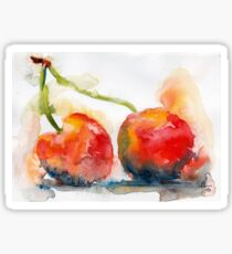 Cherries Sticker