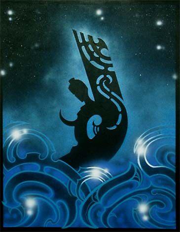 Taurapa by Rangi Matthews