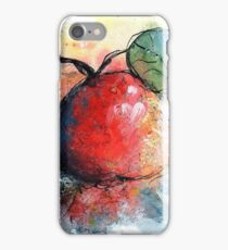 Apple Explosion! iPhone Case/Skin