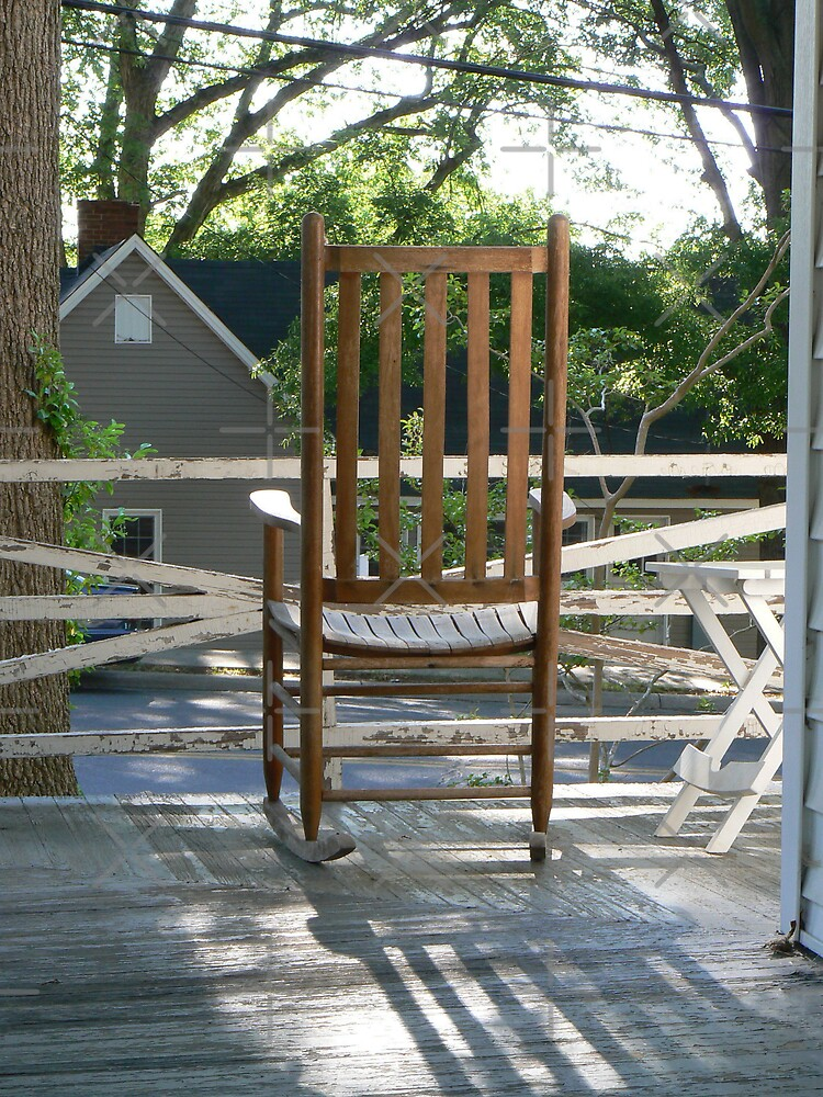 The Vacant Chair I by Sheila Simpson