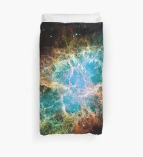 Galaxy Crab Duvet Cover