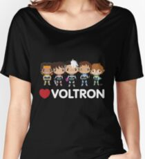 Love Voltron Women's Relaxed Fit T-Shirt