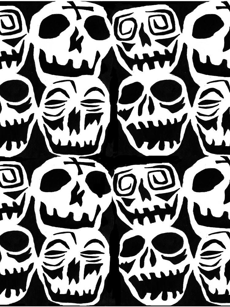 Buscando cráneos desesperadamente de TroySalmon