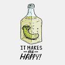 It makes me Happy! by Lee Grace