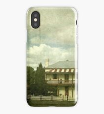 The Station Master's Cottage, Uralla, New South Wales iPhone Case/Skin