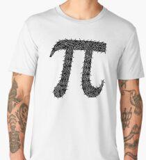 Hair Pi Math Joke T-shirt Men's Premium T-Shirt