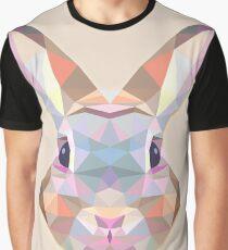 Rabbit Hare Animals Gift Graphic T-Shirt