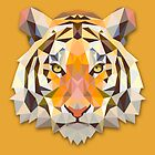 Tiger Animals Gift by MrNicekat