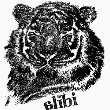 Tiger by alibitheband