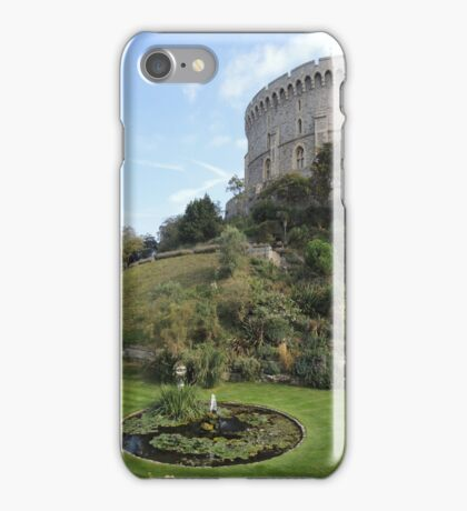 By Yon Tuft Of Trees iPhone Case/Skin