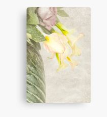 Still Life with Lilies Canvas Print