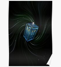 Dr Who #13 Poster