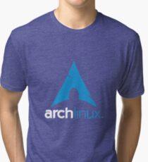 Arch Linux Merchandise Tri-blend T-Shirt