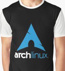 Arch Linux Merchandise Graphic T-Shirt