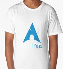 Arch Linux Merchandise Long T-Shirt