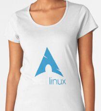 Arch Linux Merchandise Women's Premium T-Shirt