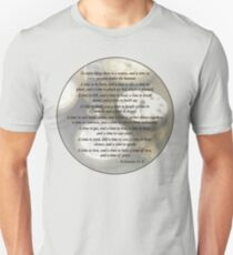 Ecc 3 1–8 To every thing there is a season Unisex T-Shirt