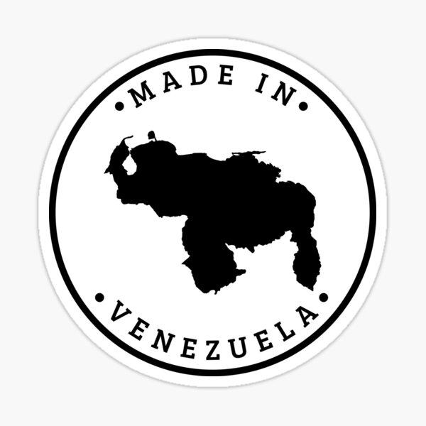 Made in Venezuela Sticker