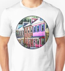 Jim Thorpe PA - Colorful Street T-Shirt