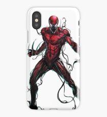 Carnage, Spiderman iPhone Case/Skin