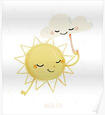 Little Sun Poster