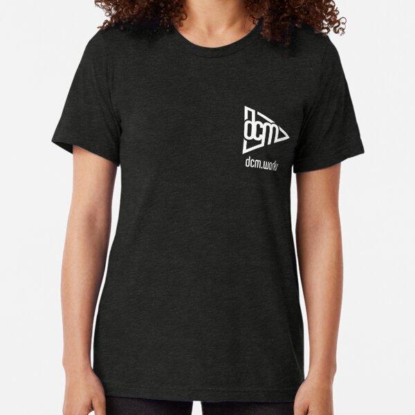 Dcm.Works Pocket Shirt Tri-blend T-Shirt