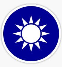 Taiwan National Emblem Sticker