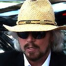 Barry Gibb  by Michael Rowley