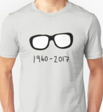 George A Romero Tribute: 1940 - 2017 T-Shirt