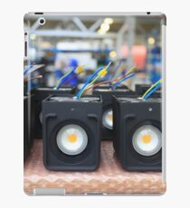 assembly of electronic equipment in manufacturing iPad Case/Skin