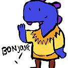 Hello Dinosaur by Brandon Gregory