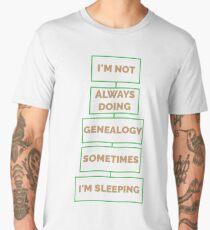 Genealogy Men's Premium T-Shirt